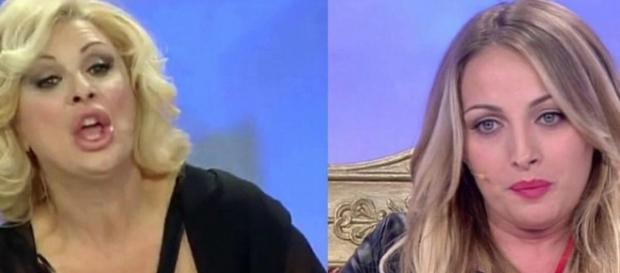 Rossella Intellicato contro Tina Cipollari