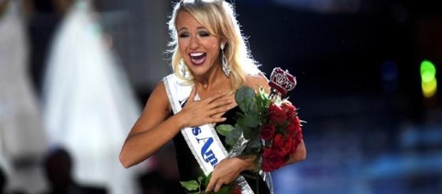 Savvy Shields incoronata Miss America 2017.