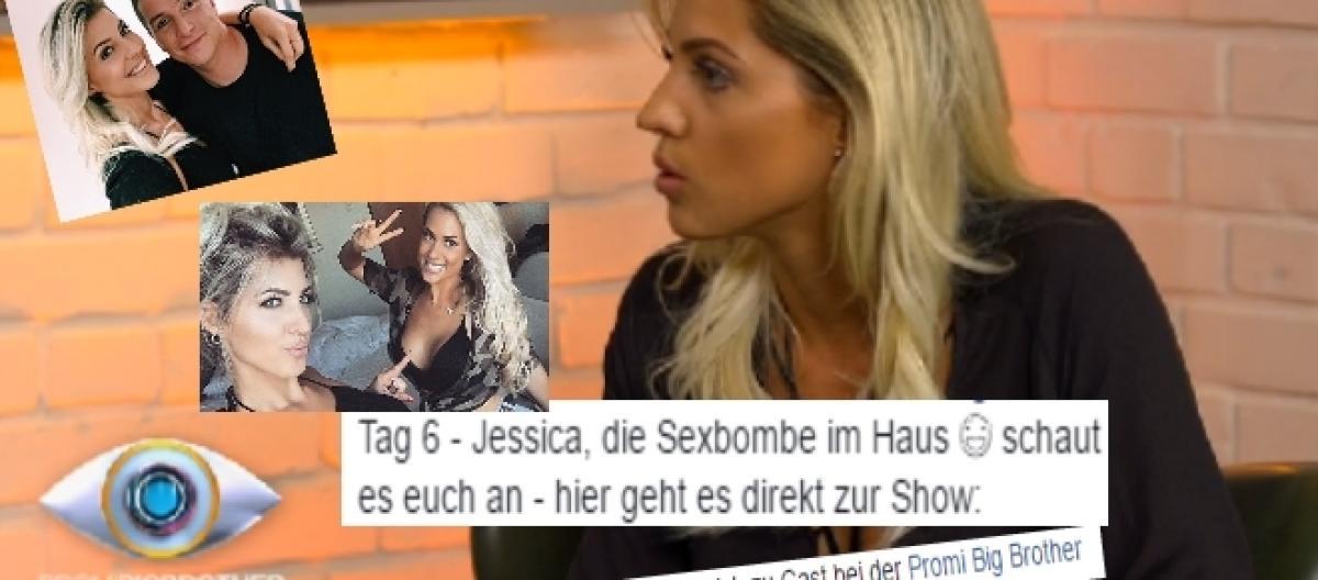 Promi Big Brother 2016 Jessica Paszka Ist Für Sarah Nowak Eine
