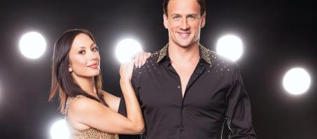 Ryan Lochte and Cheryl Burke | 'Dancing With the Stars' Season 23 ... - usmagazine.com