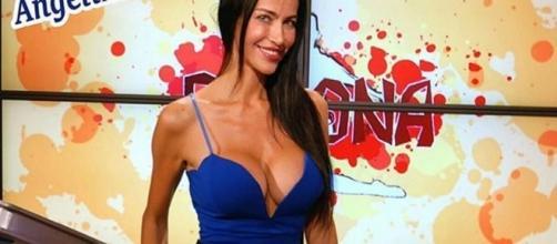 La super modella spagnola Angelika del Rio