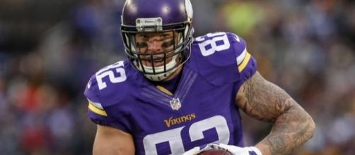 Minnesota Vikings TE Kyle Rudolph: Offense will 'get there' - thevikingage.com