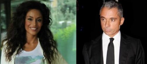 Raffaella Fico e Alessandro Moggi si sposano