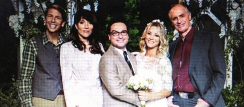 The Big Bang Theory 10, il matrimonio tra Leonard e Penny