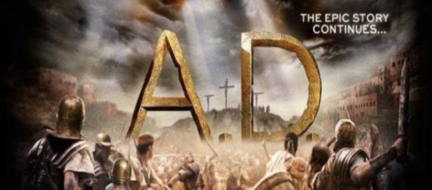 """A.D. The Bible Continues"" agora na Record"
