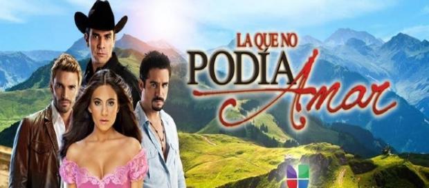 A trama é estrelada por Ana Brenda e Jorge Salinas