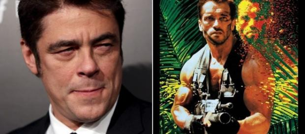 Benicio del Toro protagonista del reboot di Predator - Play4Movie - play4movie.com