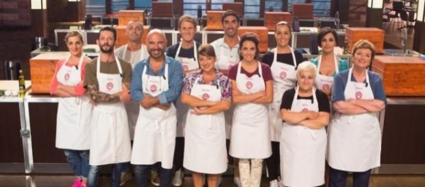 Celebrity MasterChef, ecco i 12 concorrenti