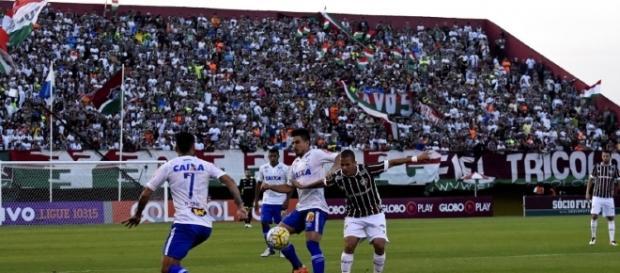 Fluminense ainda não perdeu na Bombonera tricolor