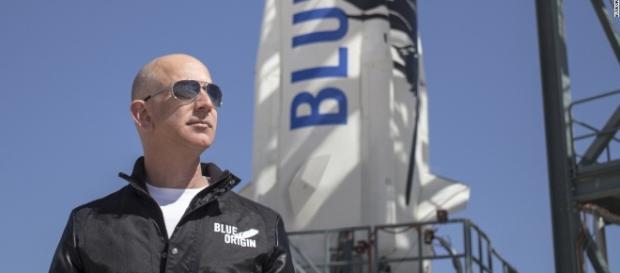 Jeff Bezos' Blue Origin plans massive rocket for its first orbital ... - traj.net
