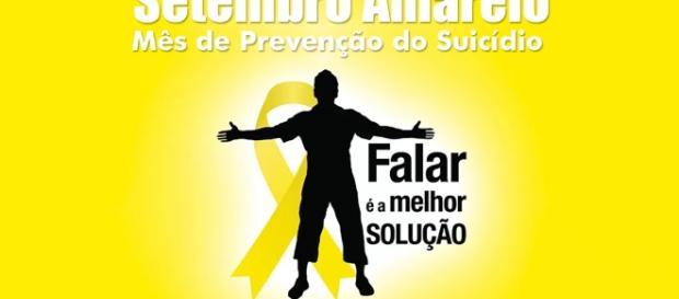 """Campanha """"Setembro Amarelo"""" é lançada no país"""