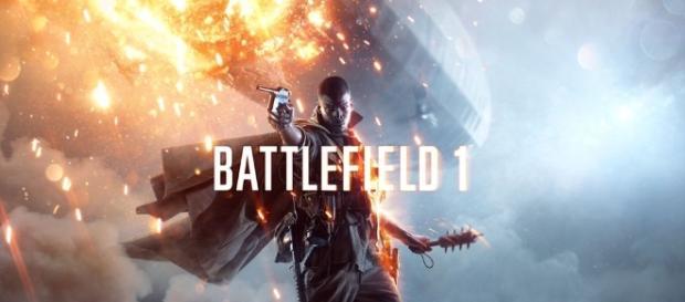 La superbe jaquette du jeu Battlefield 1