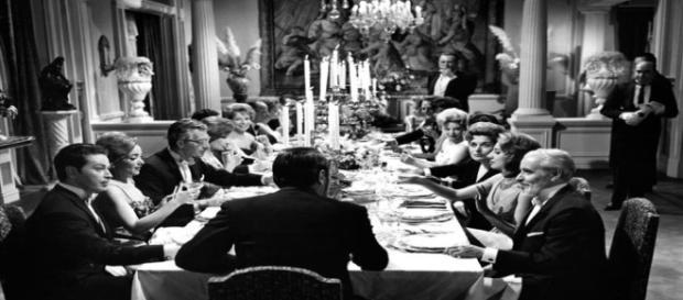 "Movie still of Luis Bunuel's ""The Exterminating Angel"" google.co.uk Creative Commons"