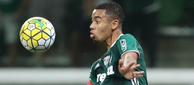 Palmeiras tenta não repetir o fiasco de 2009; Gabriel Jesus, embora relacionado, ainda é dúvida (Crédito: Cesar Greco/Ag Palmeiras/Divulgação)