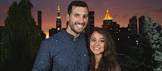 "Youtube still from ""Jinger and Jeremy Announce Their Engagement 