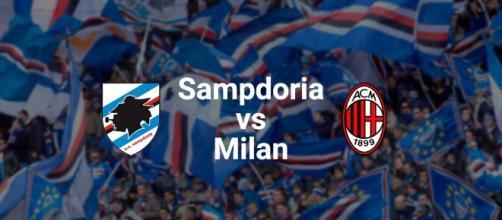 Sampdoria vs Milan, anticipo del 16 settembre.