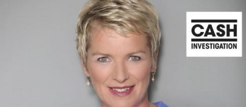 Elise Lucet, journaliste pour Cash Investigation