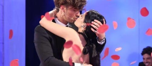 Grande Fratello Vip: Andrea Damante e Giulia De Lellis