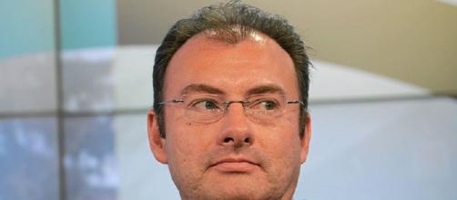Luis Videgaray era la mentre del gobierno mexicano