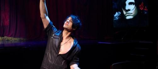 Magician Criss Angel. Courtesy of APWI, used with permission.