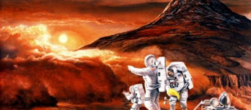 NASA's journey to Mars is closer with the 'Mars Base Camp' design - pulseheadlines.com