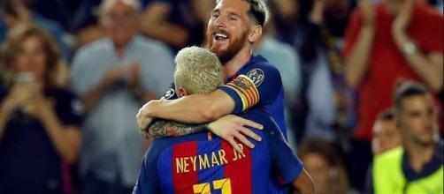 sexto hat-trick de Lionel Messi