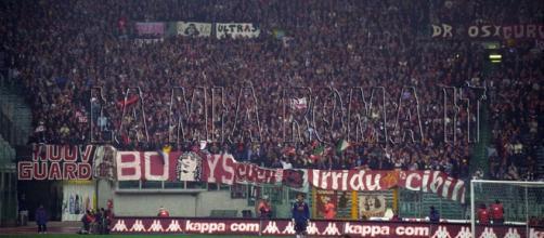 Ultras reggina a Roma *** LA MIA ROMA *** - lamiaroma.it