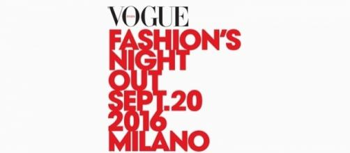 Vogue Fashion's Night Out 2016 a Milano