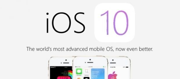 Actualización iOS 10 para dispositivos Apple