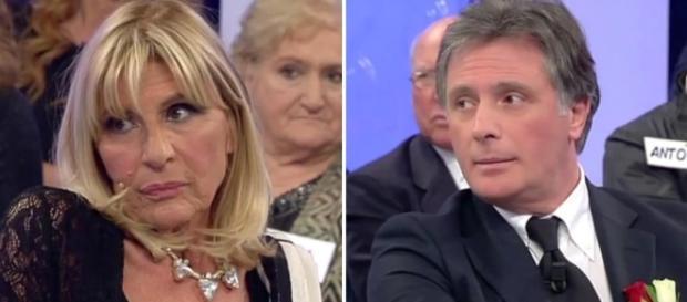 Alta tensione tra Gemma Galgani e Giorgio Manetti
