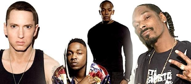 Eminem, Kendirck Lamar, Snoop Dogg e Dr. Dre, un sogno che potrebbe diventare realtà