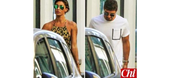 Gossip: le 'prove' della convivenza tra Belen Rodriguez e Andrea Iannone.