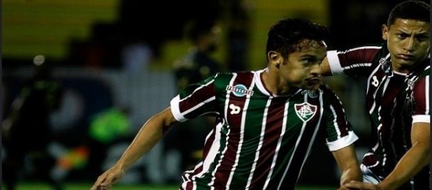 Gustavo Scarpa vem sendo um dos pilares do Fluminense em 2017 (Foto: Arquivo)