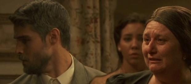 Il Segreto, anticipazioni ottobre: Rosario ritrova Ramiro