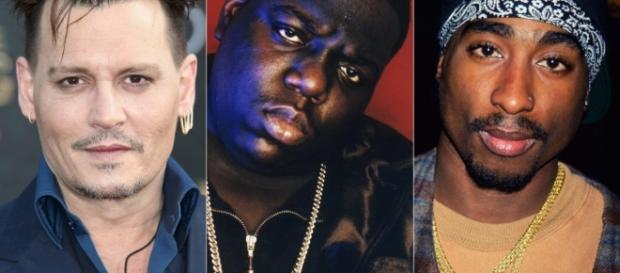Johnny Depp sarà il protagonista di 'Labyrinth' film incentrato sulle misteriose morti di Tupac Shakur e Notorious B.I.G.