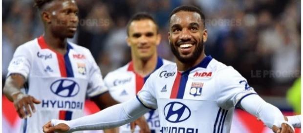 L'OL a parfaitement réussi ses débuts en C1 - leprogres.fr