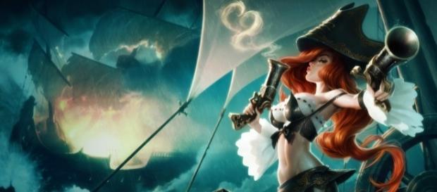 Miss Fortune, campeón de League of Legends