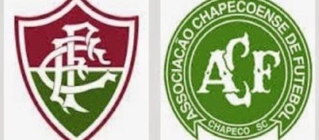 Fluminense X Chapecoense: um dos jogos da 25ª rodada do Brasileirão (Foto: Reprodução de Artes/Blog Joalheiros)
