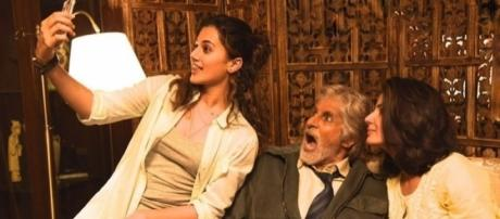 Pink starring Tapasee Pannu and big B released (Youtube screen grab)