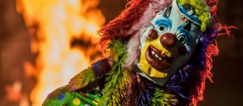 Clowns like this spread fear across US Photo: Pixabay.com https://pixabay.com/en/people-clown-serious-funny-scary-1363155/