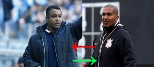 Cristóvão Borges deve deixar o Timão e Roger Machado deve ser o substituto