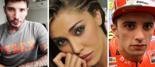 Gossip: Stefano De Martino, Belen Rodriguez e Andrea Iannone.