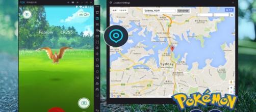 Juega Pokemon Go desde tu casa.