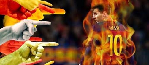 Muchos hablan de una persecusión a Messi... pero pocos valoran las consecuencias, incluso para los perseguidores