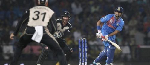 PHOTOS: India vs New Zealand,- indianexpress.com