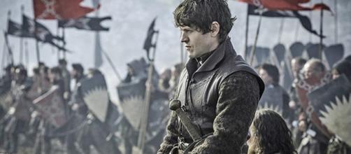 Ramsay Bolton durante la 'Batalla de los Bastardos'