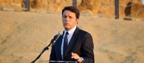 Riforma pensioni, parla Renzi: Ape in legge di Bilancio. Foto: Renzi ad Agrigento, ph Calogero Giuffrida