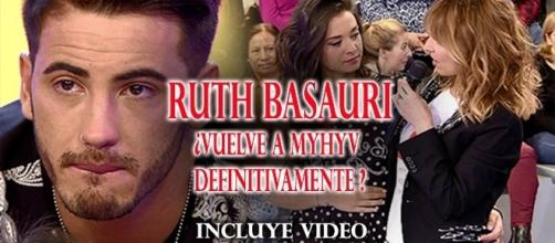 RUTH AL PLATÓ DE MYHYV EXCLUSIVO