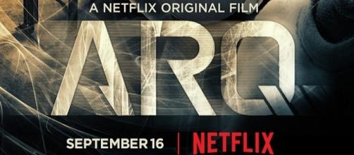 Teaser image for 'ARQ', a Netflix Original