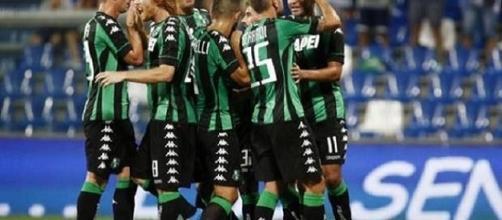 Tris del Sassuolo in Europa League